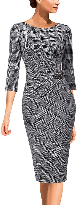 Vestidos para Usar no Trabalho – Modelos incríveis para você arrasar – #arrasa…