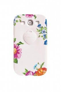 Ops! Objects kryt na Samsung Flower béžový - 315 Kč