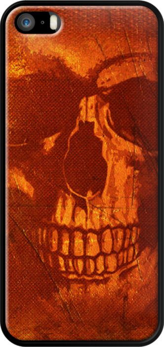 Gothic Scull Iphone case