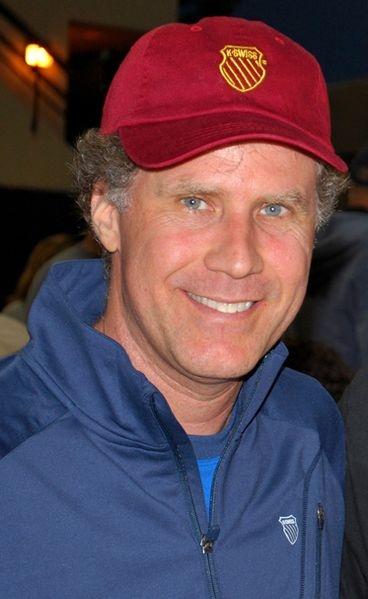 T1`Will Ferrell