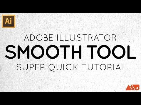 How-to Create Hand Drawn Looking Edges in Adobe Illustrator - YouTube