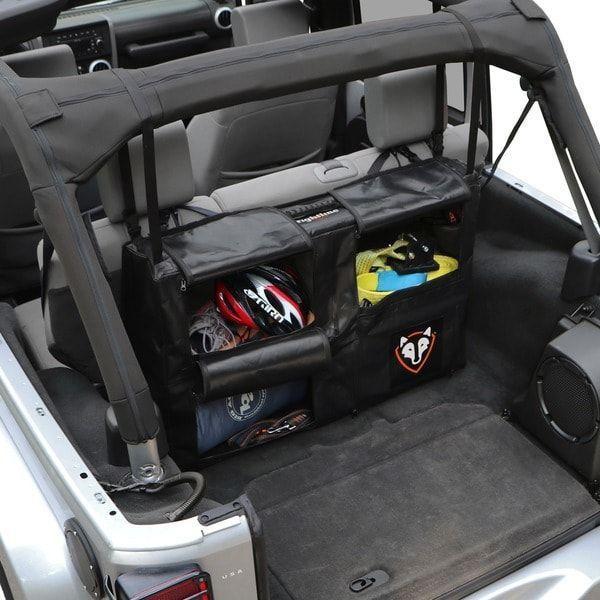 2020 Jeep Wrangler Interior Trunk
