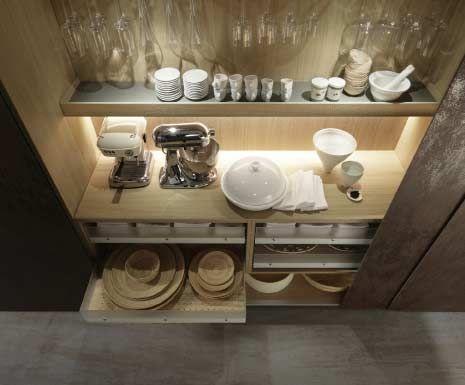 Das Deutsche Unternehmen Rational Hat Diese Märchenhafte Serie Von Küchen  Gestaltet, Die Sehr Modern Und Persönlich Sind.Raue Ausgefallene Küchen  Designs.