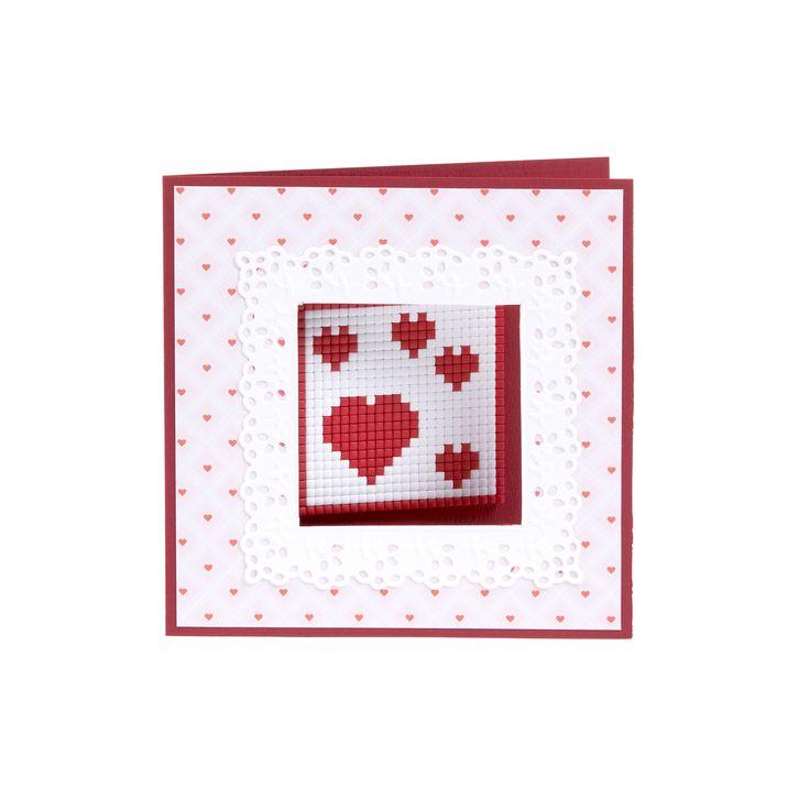 #iloveyou #valentine #romantique #love #hobby #pixelhobby #pixelen #valentijn #liefde #kaarten #maken