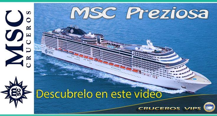 MSC  PREZIOSA – VIDEO