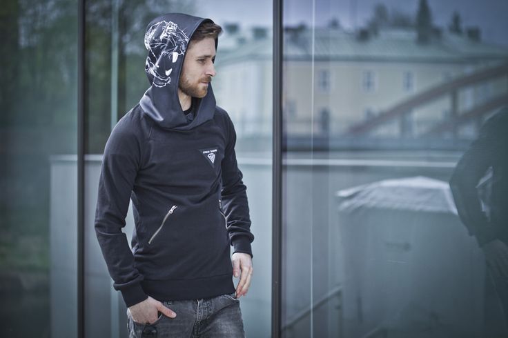 BLACK PANTHER HOODIE bluza męska STREET LEGEND Clothing Brand