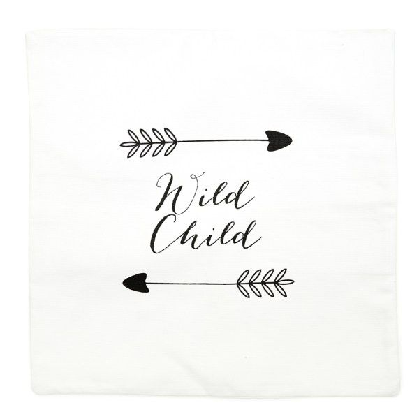 Wild Child Scatter Cushion Cover