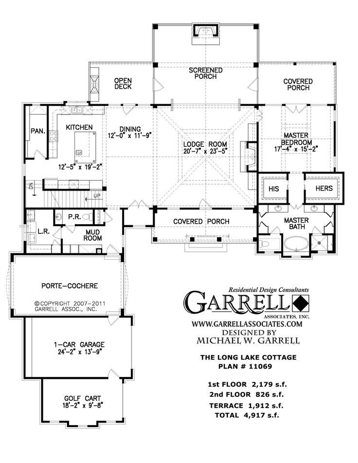 Best 25 craftsman lake house ideas on pinterest lake for Craftsman style lake house plans