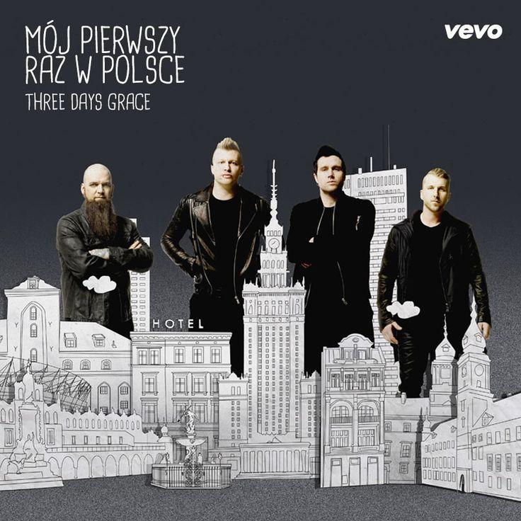 Three Days Grace w Polsce - koncert i wywiad --> http://vevo.ly/esFkYd