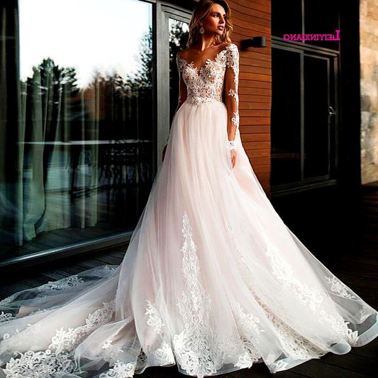 208.6$ – Wedding Dresses Leiyinxiang New Arrival Wedding Dress Bride Dress Vestido De