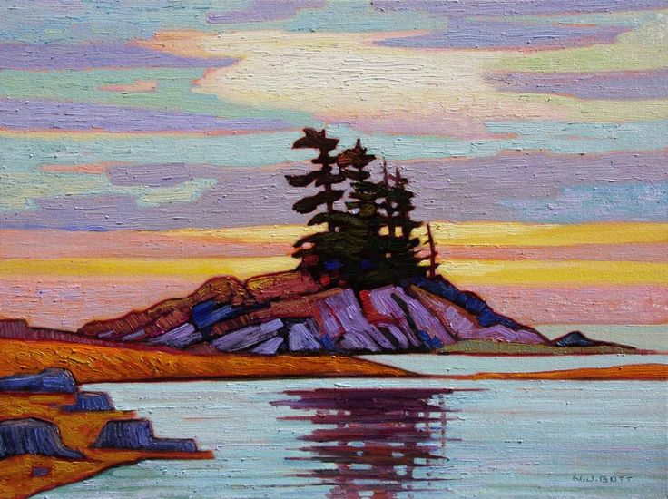 Ucluelet Sunset, by Nicholas Bott