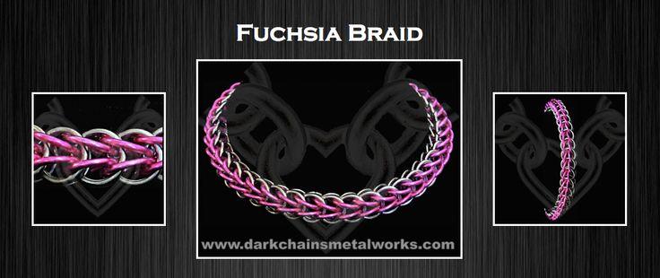 Fuchsia Braid