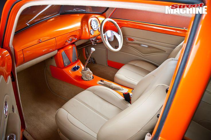 Holden -FJ-interior -front
