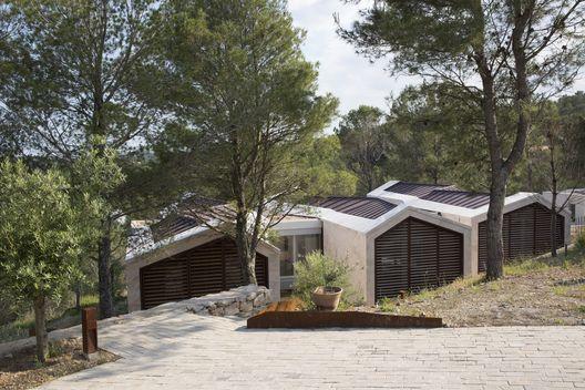 v2com.biz _ Fil de presse, Newswire, Press wire : architecture, design, art - RÉALISATION D'UNE MAISON INDIVIDUELLE INDIVIDUAL HOUSE