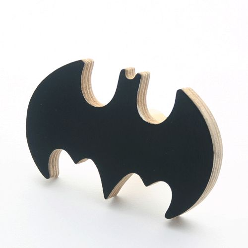 The Wall Collective's Batman Wall Hook is perfect for the superhero in your home. Add a stylish yet playful element to your interior with this beautiful and practical wall accessory.