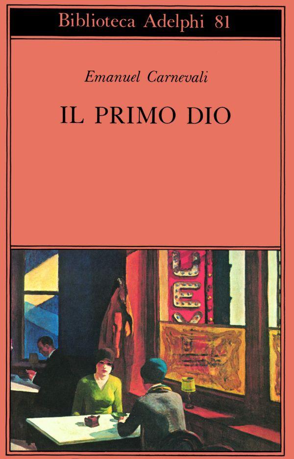 E. CARNEVALI, IL PRIMO DIO - Follow for more http://www.pinterest.com/jennifercourson/books/