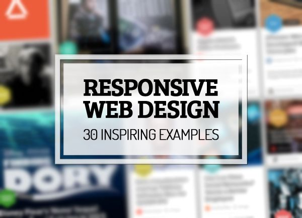 Responsive Web Design – 30 Inspiring Examples #websitedesign #responsivedesign #responsivewebdesign