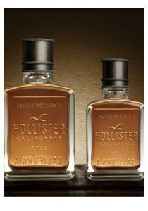 Hollister California FOR MEN by Hollister - 1.7 oz COL Spray by Hollister. $49.90. SIZE: 1.7 OZ. HOLLISTER CALIFORNIA MEN. Hollister California is the essence of the beach. Clean and woody, the newest Hollister cologne embodies everything that is California.