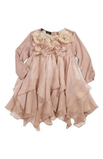 Biscotti Ruffle Dress (Baby Girls) available at #Nordstrom