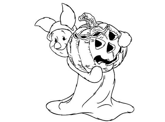 Disney Halloween Coloring Pages Drawingboardweekly Coloring