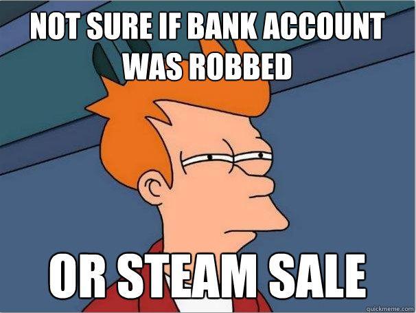 Steam Meme