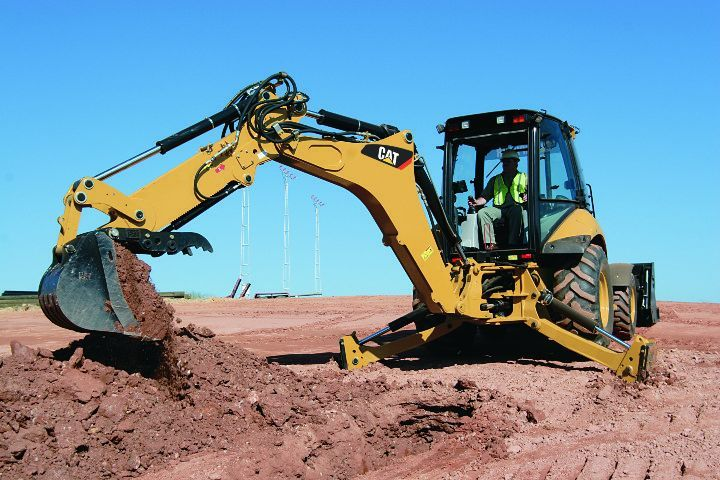 Cat Backhoes & Loaders for Sale - California | Quinn Company