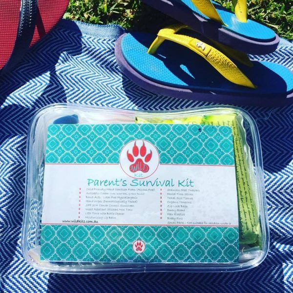 Wild Kits - essentials for on-the-go parents