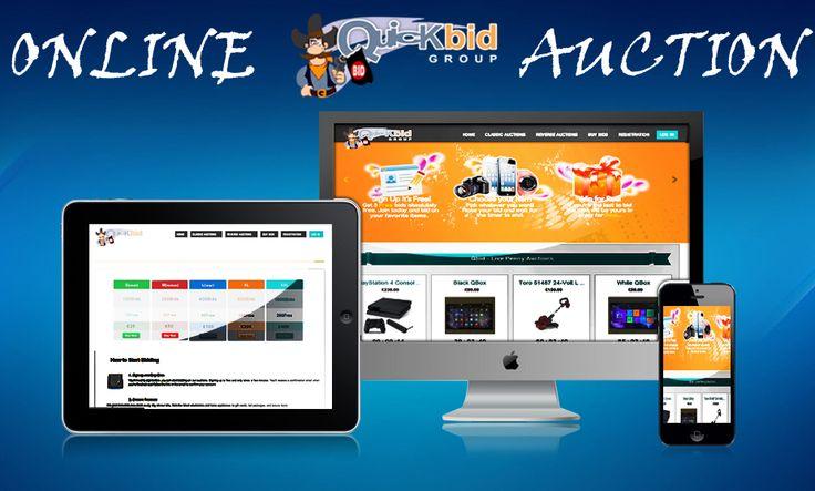 #Qbid the best #online #auction site. http://qbid.bz/registration.aspx