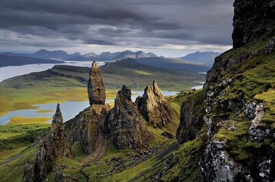 Isola di Skye- Scozia