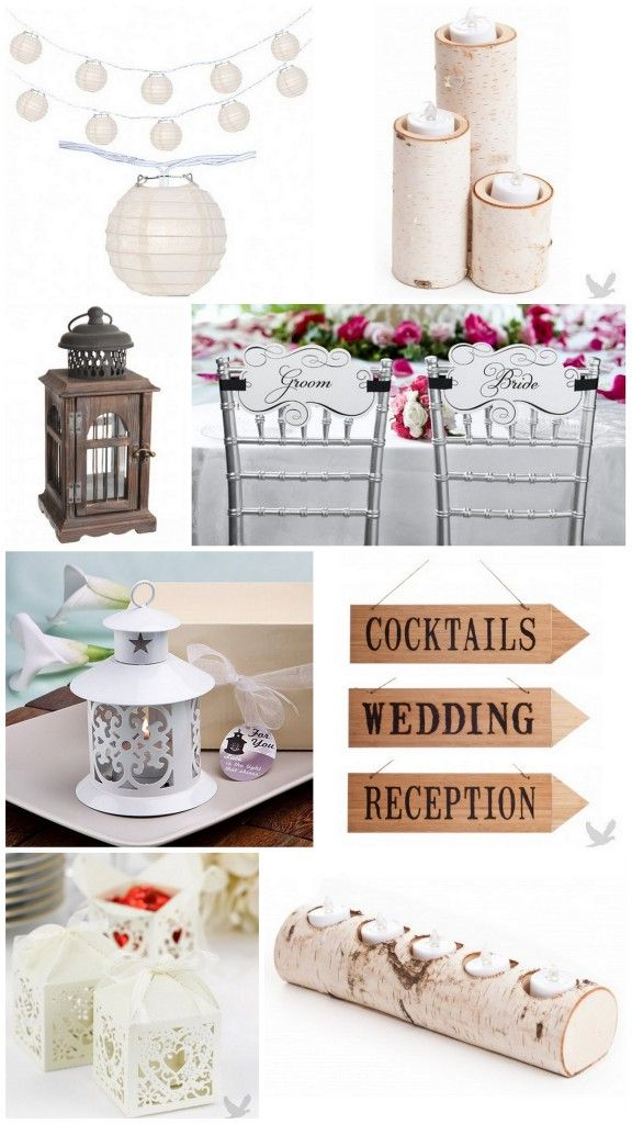 Fabulous White Metal Lantern Favor On a day that you want absolutely everything to truly shine, it's the details that can make all the difference! #timelesstreasure