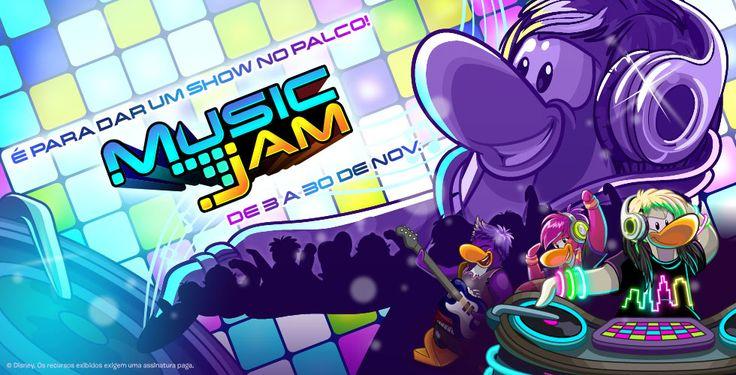 Jogar! | Club Penguin