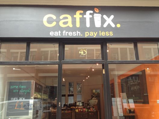 There's a new café in Fitzrovia where EVERYTHING is £1 – Now. Here. This. – Time Out London