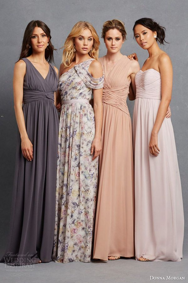 Donna Morgan Collection — Serenity Collection | #Wedding Inspirasi  #bridal #bridesmaid