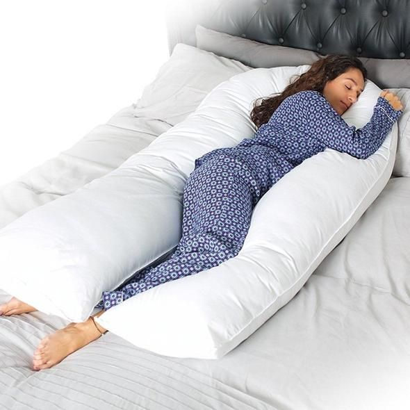 Grosses Korperkissen U Pillow Kynao Kissen Erholsamer Schlaf