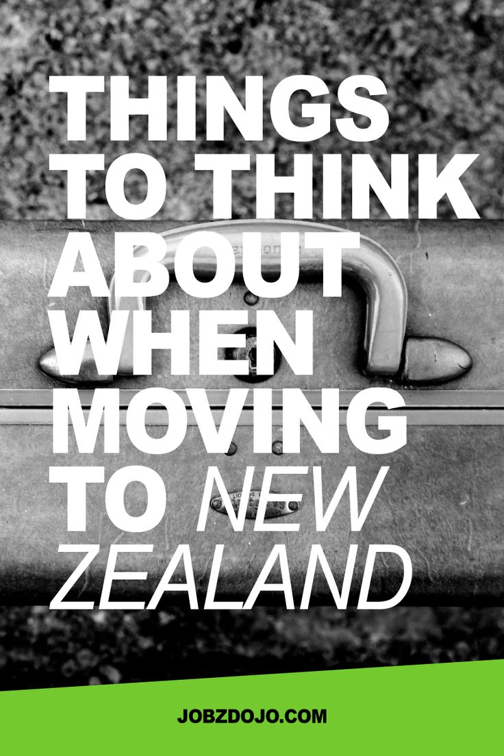 Want to live and work in New Zealand? Here are a couple things to consider and a…