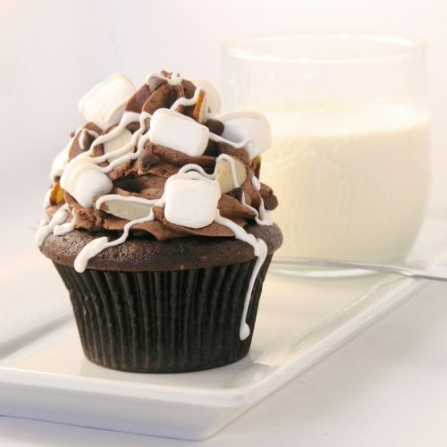 Rocky Road Cupcakes!