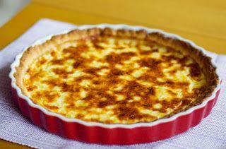 Maailma maitsed: Västerbottensost juustuga pirukas