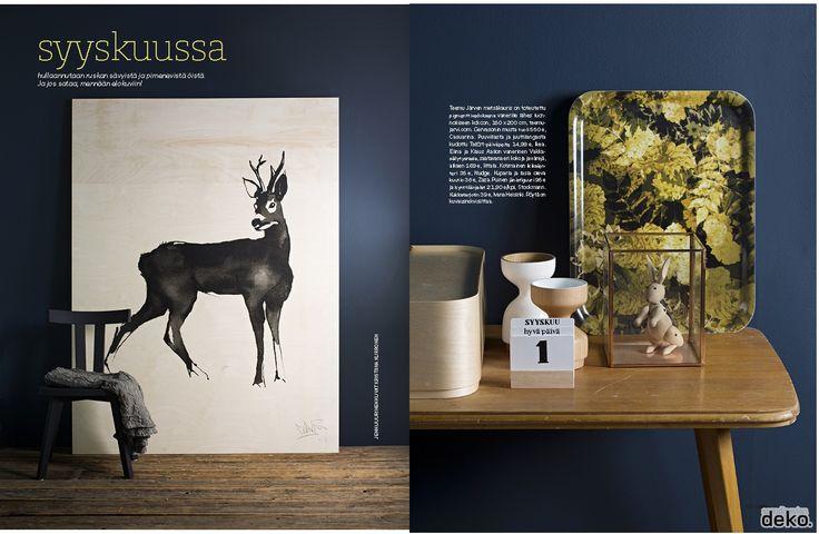 24 best in media images on pinterest helsinki deko and for Deko magazin