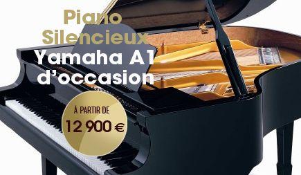 Le #pianosilencieux Yamaha A1 d'occasion à partir de 12 900€.