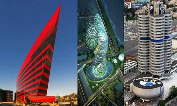 Úžasné stavby světa