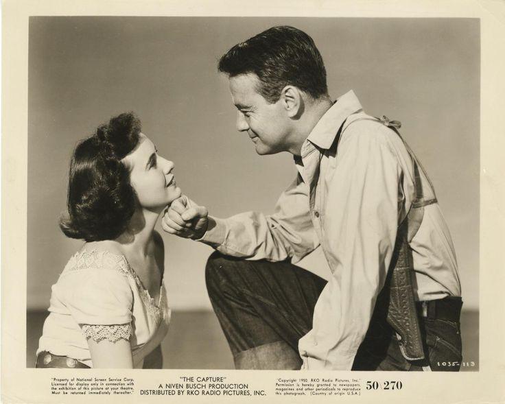 Teresa Wright and Lew Ayres