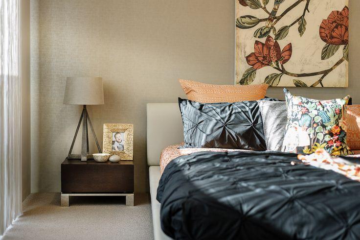 Main Bedroom - Aspire Display Home - Homebuyers Centre - Aveley, WA Australia
