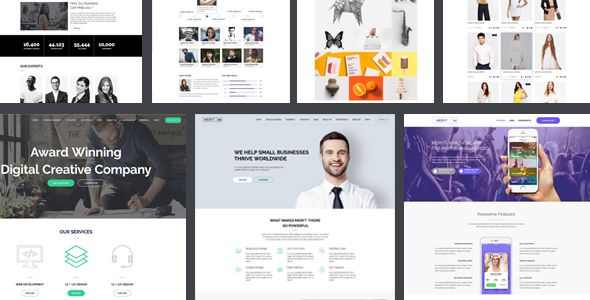MERYT - Multipurpose PSD Template - PSD Templates Download here : https://themeforest.net/item/meryt-multipurpose-psd-template/19857111?s_rank=126&ref=Al-fatih #psd template #web design #web responsive #psd #blog #business #flat #design #personal #shop #health #trend #technology