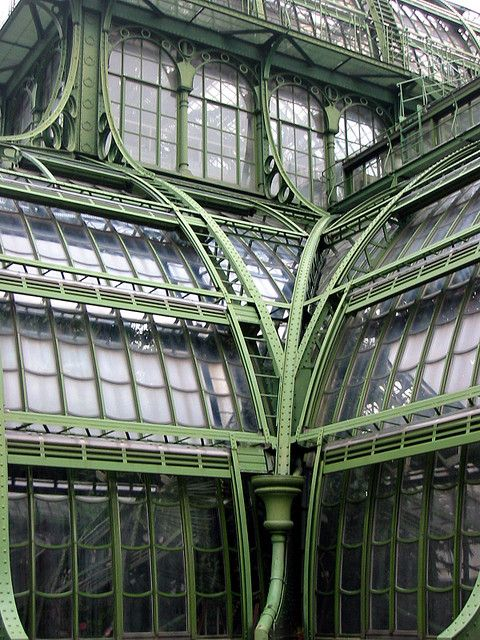 Greenhouse by SoulRebel98, via Flickr
