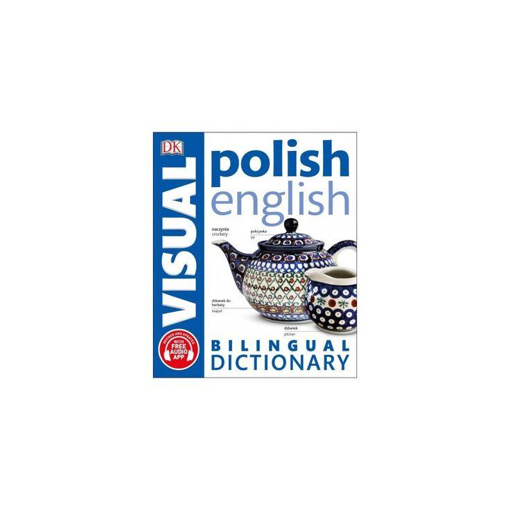 Polish English Bilingual Visual Dictionary (Paperback)