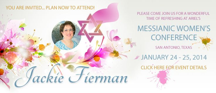 Ariel Ministries Messianic Women's Conference - January 24 - 25, 2014