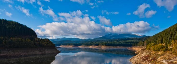 Transalpina - Oasa Lake
