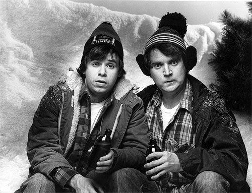 Bob & Doug MacKenzie: Best Canadian hosers ever, eh?!