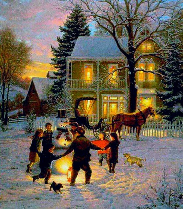 26 Best The Sounds Of Chrismas Images On Pinterest: 17 Best Ideas About Christmas Scenes On Pinterest