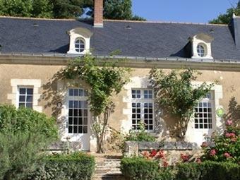 Gîte de France 4 épis dans le vignoble de l'Anjou proche de la Loire en Pays de la Loire - Rochefort sur Loire